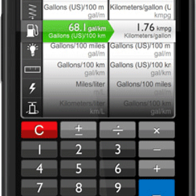 uCONVERT: Unit Converter with Touch UI