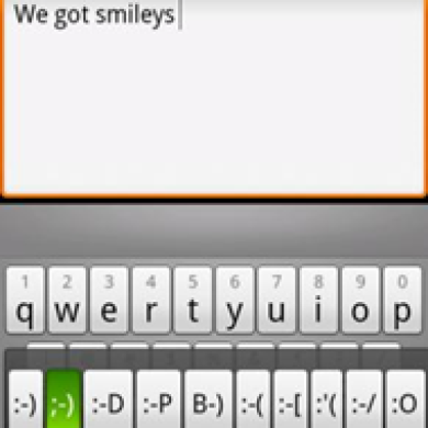 HTC_IME Keyboard V19