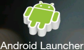 Android Launcher Saves Time