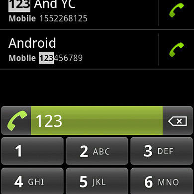 NubDial – Smart Dialer for Android