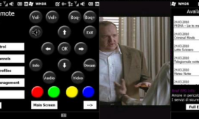 WMDreamRemote v0.7 – Now With Video Streaming