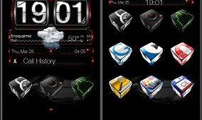 iReflect Cubed Icons