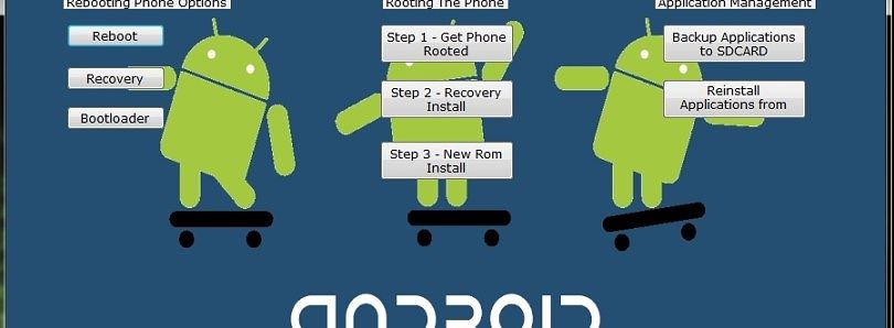 Get Root on HTC Droid Eris via GUI application