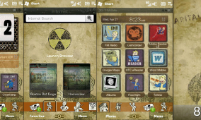 Fallout Theme for Windows Mobile and HTC Sense