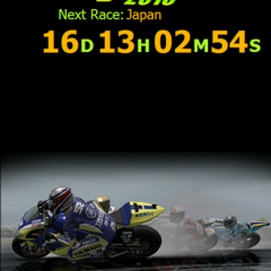 Keep Up-to-date with MotoGP Results while on the Move
