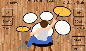Android's Matt's Drum Game Released