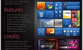 Skin your PC like Windows Phone 7 with Omnimo 2
