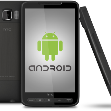 Major Breakthrough in Porting Android to HD2