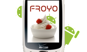 First Froyo Build for the Vogue Hits the Forum