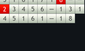 19touch v1.0 Lets you Have Fun with Numbers