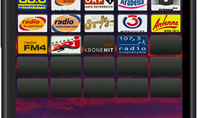 Power Radio – FM Player with RDS Decoding Updated