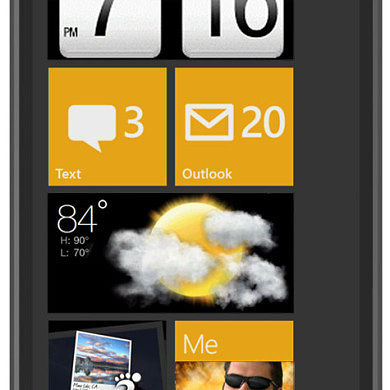 HTC Working on Sense for WP7