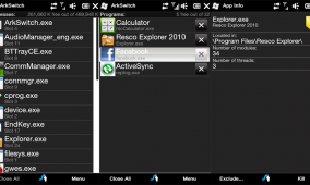 HTC Notification-LIKE Theme for ArkSwitch