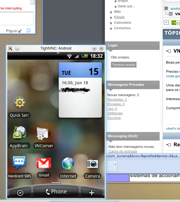 Android VNC Server 0 2