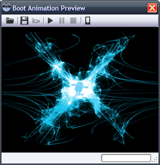 Boot Animation Preview Updated