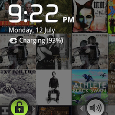 Live Wallpaper Album Art For Nexus One