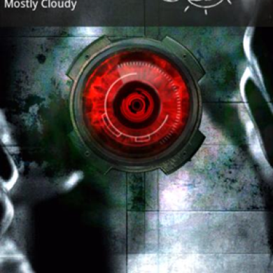 Droid X Live Wallpaper… Now Hunting Nexus One