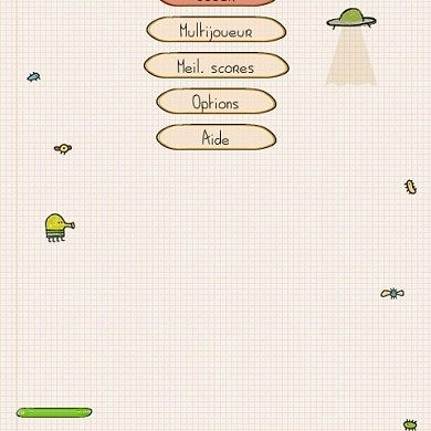 Doodle Jump Game for WM in 2 Versions