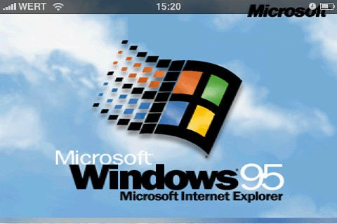 Working Windows 95 Port for Android