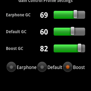 Fix Galaxy S i9000 ALSA Headset Issue with MixGet