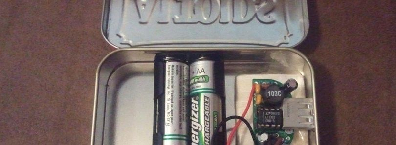 Make Your Own Altoids Battery Supply