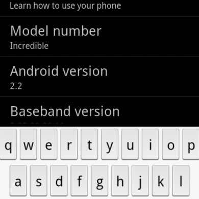 Motorola Droid 2 Multitouch Keyboard Ported to Many Android Devices
