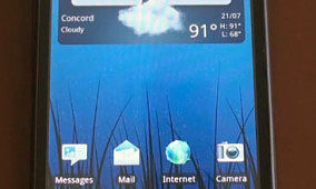 One Click Android Launcher for HTC Leo