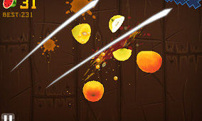 Fruit Ninja Coming to Android
