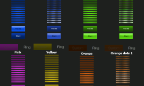Colored Volume Interface for WM