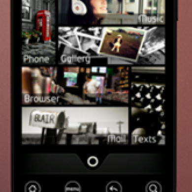 Android HDPI WP7 Layout