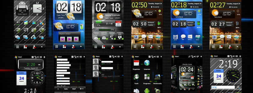 Spb theme Galaxy Android Style for WM