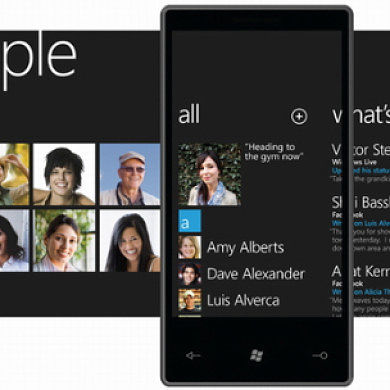 WP7 First Forums Added – HD7, Focus, and Mozart