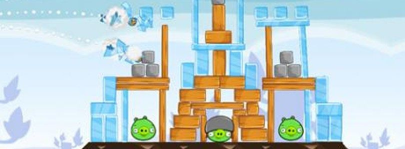 Bug Found in Angry Birds for Android – Lets you Unlock all Worlds