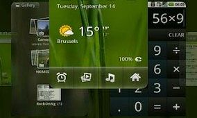 Use Itching Thumb to Multitask in Android