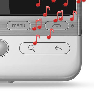 Play and Pause Music with Your Device's 'Search' Key