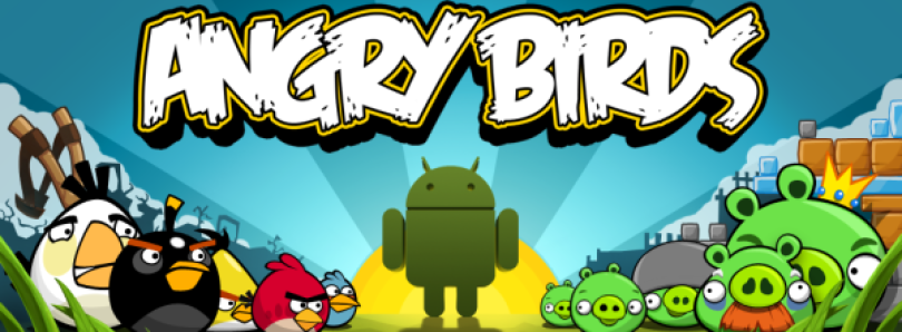 First Major Update for Angry Birds