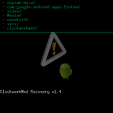 ClockworkMod Recovery Available for the G2