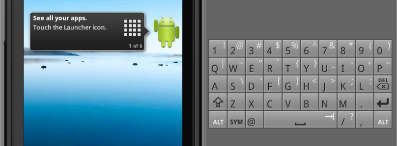 AVD Emulator Skins of Popular Android Devices
