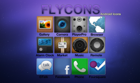 Icons Flycons for Android