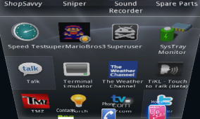 Netfront Life Screen Launcher for Android
