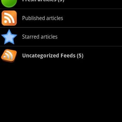 TTRSS-Reader, An Android Client For Tiny Tiny RSS