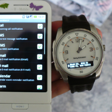 OpenWatch for Android/WM Updated