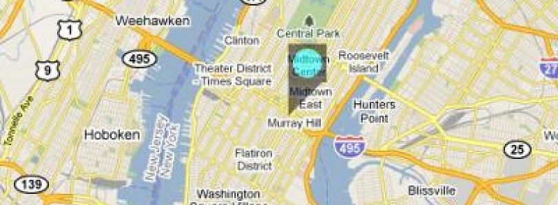 TA Maps – A Basic Google Maps Client For WP7