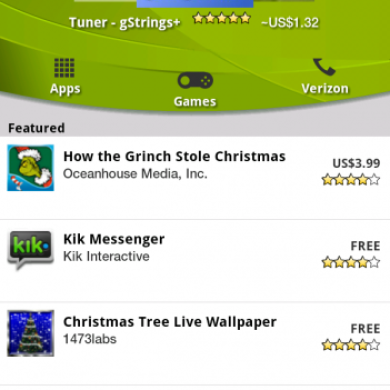 New Android Market 2.2.6
