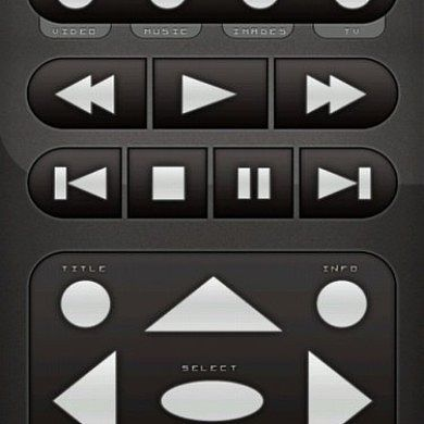 XBMC Remote App Modified For GTab