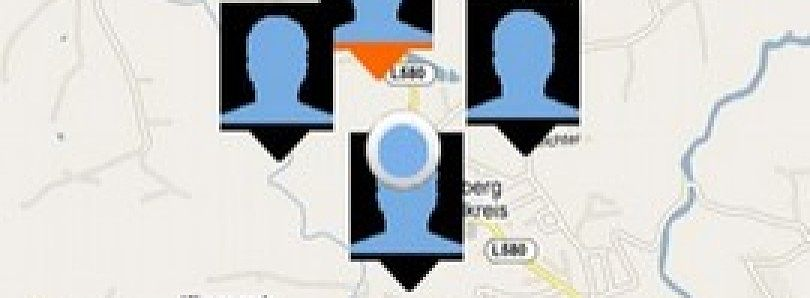 Locate your Friends with FriendsRadar for Android