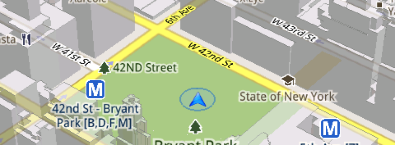 Google Maps 5 Released for Android Devices
