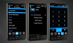 WP7 Skins for Windows Mobile