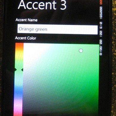 Accent Changer For Focus & Other Samsung Devices