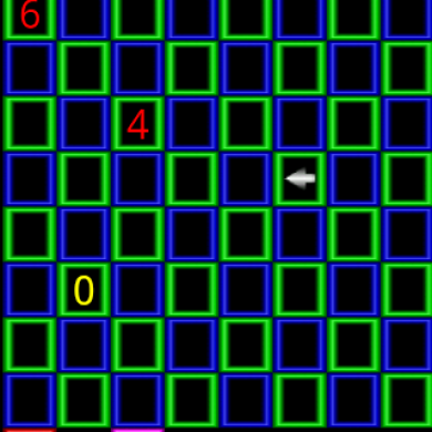 Find the Golden X With Hyper Grid for Android
